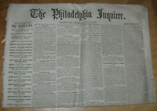 Philadelphia Inquirer, July 10, 1861 - Lots of Early War News