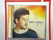 Matt CardleThe Fire CD Mint
