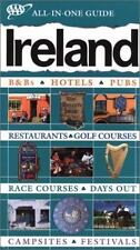 AAA Spiral Guide : Ireland by AAA Staff (2001, Paperback, Revised) Book