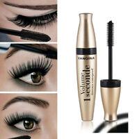 4D Silk Fibre Mascara Eyelash Waterproof Extension Volume Long Lasting Make Up Q