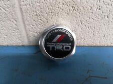 Genuine Toyota TRD Oil Filler Cap PTR04-12108-02