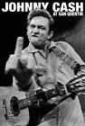 "Johnny Cash - San Quentin Poster - 24"" x 36"""