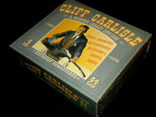CLIFF CARLISLE: A COUNTRY LEGACY 1930-1939 4 CD Set — JSP Records — MINTY DISCS!