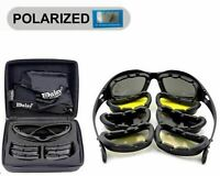 Sun Glasses Tactical Goggles Sport Shooting Hunting Hiking Cycling Eye Wear New