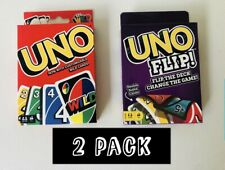 UNO Card Game  ( 2 PACK ) Fast - Free Shipping