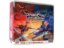 Mega Bloks Dragons Universe No. 95239 Ultimate Battle Set | 127 pcs. 6+| NEU