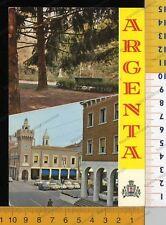 33372] FERRARA - ARGENTA - PIAZZA GARIBALDI