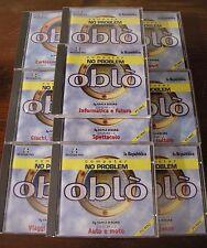 COMPUTER NO PROBLEM - OBLO' - 10 CD ROM  PER PC/MAC  !!!!