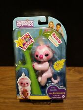 Fingerlings - Melody the Glitter Sloth, NRFB and Ready to Ship