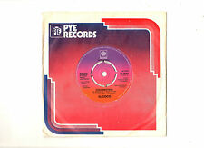 """SOUL.EL COCO.COCOMOTION / LOVE TO THE WORLD.UK ORIG 7"""".EX+"""