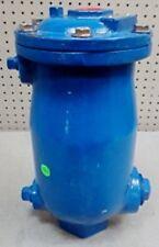 "New Valmatic 2"" Sewage Wasterwater Combo Air Valve Cast Iron Body Part# 801ASV"