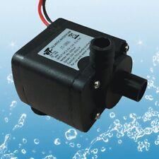 Ultra-Quiet Mini DC 12V Lift  350L/H Brushless Motor Submersible Water Pump