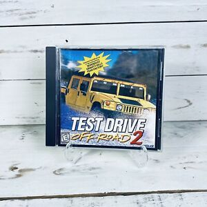 Test Drive: Off-Road 2 PC CD-ROM Software Video Game