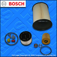 SERVICE KIT for FORD KUGA 2.0 TDCI BOSCH OIL AIR FUEL FILTERS (2008-2010)