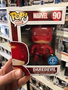 Marvel #90 Daredevil Vinyl Figure Limited Edition Funko Pop Vinyl