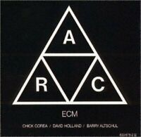 Dave Holland and Barry Altschul Chick Corea - ARC [CD]