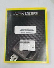 John Deere 4920 Self-Propelled Sprayer Operator's Manual Omn300293 Issue 14