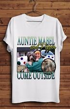 Come Outside T Shirt Vintage Retro Funny Homage 90s BBC TV Pippin Auntie Mabel