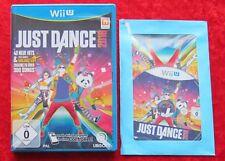 Just Dance 2018 (Nintendo Wii U, 2017)