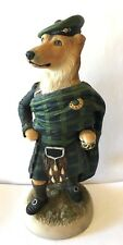 Robert Harrop Rough Collie Highlander/CC70/Country Companions/signed/dated