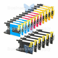 18 PACK LC71 LC75 Compatible Ink Cartirdge for BROTHER Printer MFC-J435W LC75
