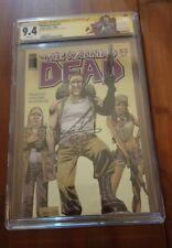 The Walking Dead #53 1st Abraham Rosita Eugene Signed Michael Cudlitz CGC 9.4 NM