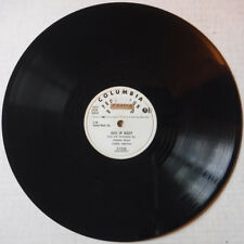 CARL SMITH-COLUMBIA PROMO VINYL 78 RPM–BACK UP BUDDY/IF YOU TRIED AS HARD TO...