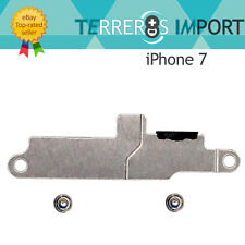 Chapa Flex Proximidad Camara Frontal Conector Tornillos iPhone 7