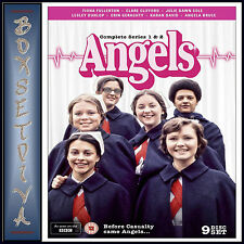 ANGELS - COMPLETE SERIES 1 & 2 **BRAND NEW DVD BOXSET**
