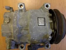 NISSAN ELGRAND E51 Air Con A/C compressor Pump