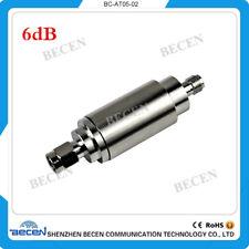5W SMA Attenuator 6dB DC-3GHz 50ohm Male to Female Attenuators 6db