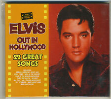 ELVIS PRESLEY - OUT IN HOLLYWOOD - RARE OOP 1999 FTD CD - NEW - MINT - SEALED!!!