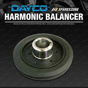 Powerbond Harmonic Balancer for Chrysler Valiant AP5 AP6 VC VE VF
