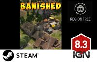 Banished [PC] Steam Download Key - FAST DELIVERY