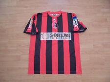 maillot porté match worn shirt Boulogne sur mer coupe de la ligue France (no psg