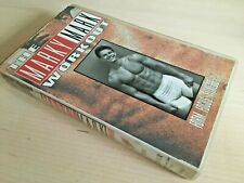 The Marky Mark Workout: Form, Focus, Fitness [VHS] Rare Mark Wahlberg PAL