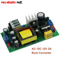AC-DC 12V 2A Buck Converter Step Down Isolation Power Supply Regulator Module