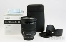 SIGMA ART 24-105MM F4 DG OS HSM // FOR NIKON IN PRISTINE CONDITION / GREAT PRICE