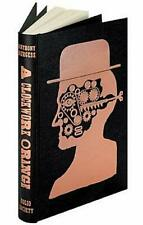 A Clockwork Orange ~ Anthony Burgess ~ Folio Society ~ Iilus Slipcased Gift Ed