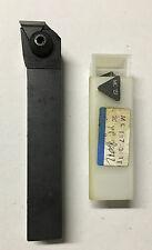 Wendeplattenhalter Schaft  20 mm  mit 10 Platten