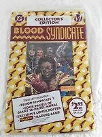 Blood Syndicate Comic  Book #1 Collector's Edition 1993 DC Comics