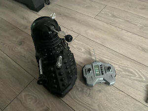 """Remote control Dalek Terry Nation Dr Who 12"""" Tall"""