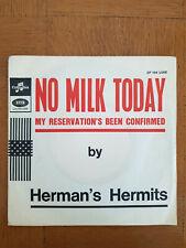 Herman's Hermits - No milk today, Vinyle 45 Tours, TBE