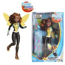 45cm DC Super Hero Girls Bumblebee Girl Action Pose Doll Soft Figures Plush Toy