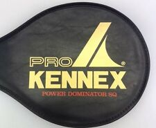 "Pro Kennex Power Dominator Sq Squash Racquet 3 7/8"" With Head Cover"