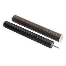 US Fuser Film Sleeve + Pressure Roller For Brother HL5440 HL5445 HL5450 HL6180