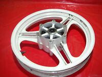 Bianco Tecnicamente Top Cerchio Ruota Anteriore Kawasaki GPZ 500 Roue