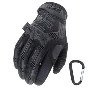 MECHANIX M-PACT Handschuh + Karabiner Einsatz Bundeswehr Polizei Schießsport