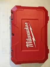 Milwaukee M12 cordless Copper Tubbing Cutter Kit (CASE, CHARGER and BATTERY ONLY