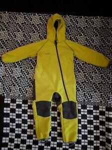 Softshell Anzug / Overall von JAKO-O für Jungen, Gr. 104/110, sehr guter Zustand